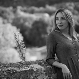 "Foto session: ""U starom Kninu""; Model: Slađana Sovićgall-17"