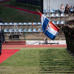 Foto: Prisega kadeta u Kninugall-1