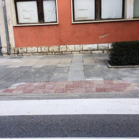 Pohvala za pješački prijelaz koji napokon zadovoljava standardegall-1