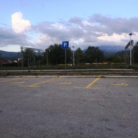 Grad osvježio žutu vodoravnu signalizacijugall-0
