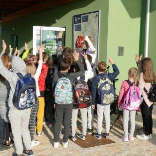 NP Krka: Predstavljen školski kalendargall-0