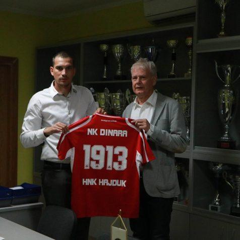Hajduk i Dinara potpisali ugovor o poslovno sportskoj suradnjigall-1
