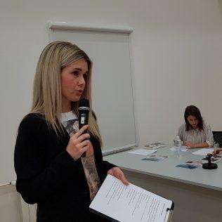 U knjižnici održano Natjecanje u čitanju naglas; Pobjednici Duje Brečić i Lana Sigutgall-3