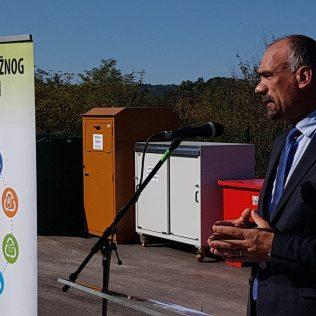 U Kninu otvoreno reciklažno dvorište vrijedno 2,8 milijuna kunagall-0
