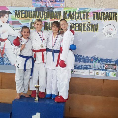 Tri medalje Karate kluba Knin na 5. Kik Cupu Rudolf Perešin u Ivanić Gradugall-0