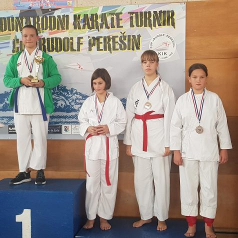 Tri medalje Karate kluba Knin na 5. Kik Cupu Rudolf Perešin u Ivanić Gradugall-1