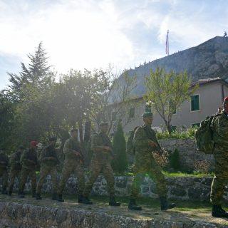 Novim vođama HV-a uručene značke i diplome na Kninskoj tvrđavigall-1