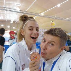 Kristina Jakovljević brončana na Europskom kadetskom prvenstvugall-3