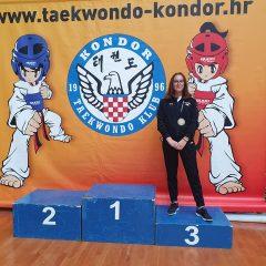 Pet medalja TK Oympic na Kondor Openugall-2