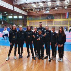Pet medalja TK Oympic na Kondor Openugall-3