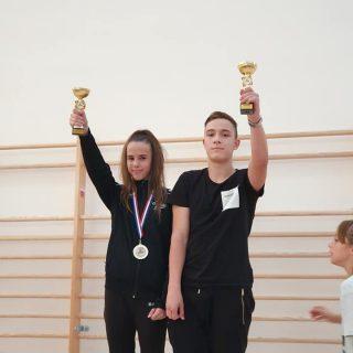 TK Olympic na Omiš Openu: 7 finala, 4 zlata i najbolja kadetkinjagall-4