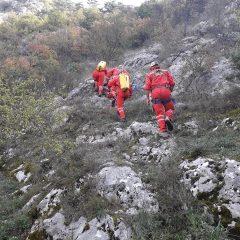 Zbog odronjavanja i opasnosti za građane sanirana stijena na Marunušigall-0