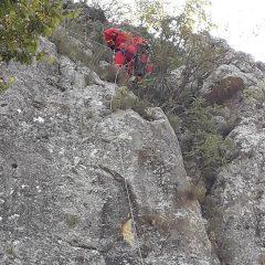Zbog odronjavanja i opasnosti za građane sanirana stijena na Marunušigall-1