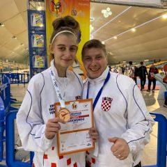 Kristina Jakovljević brončana na Europskom kadetskom prvenstvugall-0