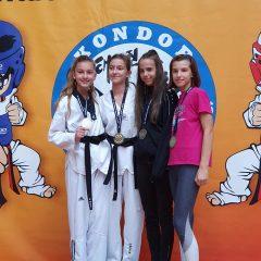 Pet medalja TK Oympic na Kondor Openugall-6