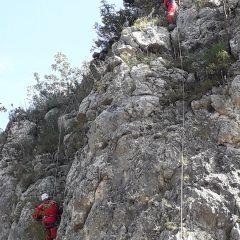 Zbog odronjavanja i opasnosti za građane sanirana stijena na Marunušigall-2