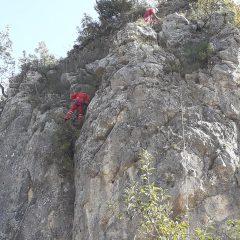 Zbog odronjavanja i opasnosti za građane sanirana stijena na Marunušigall-3