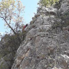 Zbog odronjavanja i opasnosti za građane sanirana stijena na Marunušigall-7