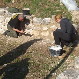 Završeni radovi konzervacije u podgrađu tvrđavegall-1