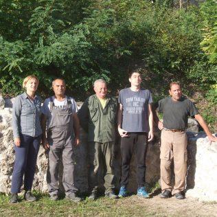 Završeni radovi konzervacije u podgrađu tvrđavegall-3