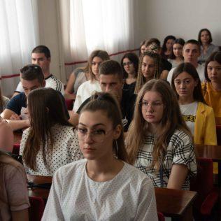 Foto: Otvorena nova akademska godina: Gotovo 100 novoupisanih studenatagall-10