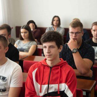 Foto: Otvorena nova akademska godina: Gotovo 100 novoupisanih studenatagall-11