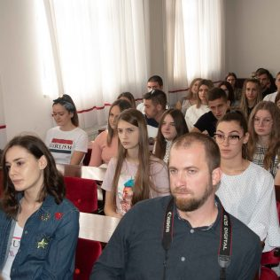 Foto: Otvorena nova akademska godina: Gotovo 100 novoupisanih studenatagall-13