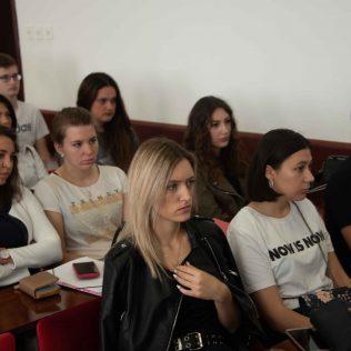 Foto: Otvorena nova akademska godina: Gotovo 100 novoupisanih studenatagall-16