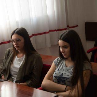 Foto: Otvorena nova akademska godina: Gotovo 100 novoupisanih studenatagall-17