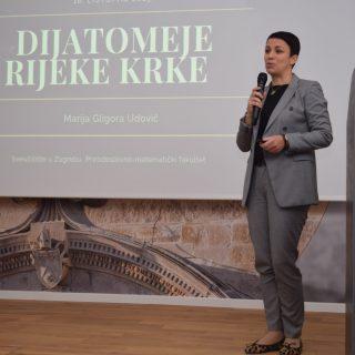 NP Krka: Predstavljen projekt Dijatomeje rijeke Krkegall-1