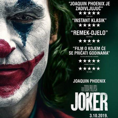 Najgledaniji fim današnjice – Joker u petak u Kninugall-0