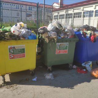 Problemi odvojenog prikupljanja otpada na području grada Kninagall-0