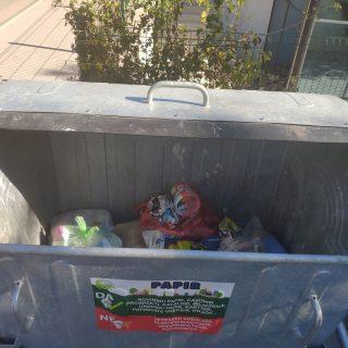 Problemi odvojenog prikupljanja otpada na području grada Kninagall-2