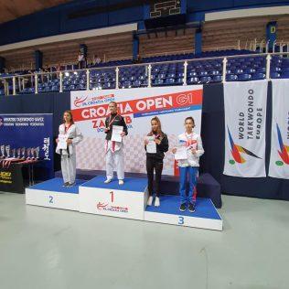 Tri medalje TK Olympica na G1 turniru Croatia Opengall-1