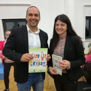 """Predstavljena slikovnica Čarobnog svijeta i NP Krka """"Čarolija s Krkom""""gall-3"""