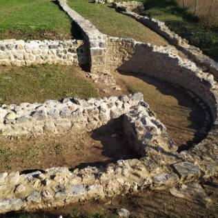 Obavljeni završni radovi konzervacije na rimskoj vili rustici u Orlićugall-0