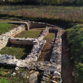 Obavljeni završni radovi konzervacije na rimskoj vili rustici u Orlićugall-1