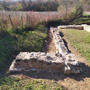 Obavljeni završni radovi konzervacije na rimskoj vili rustici u Orlićugall-2