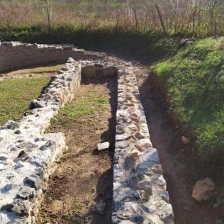Obavljeni završni radovi konzervacije na rimskoj vili rustici u Orlićugall-3