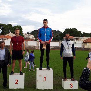 Seniorska zlata Marka Čeke i Daniele Jelić na 60m na Otvorenom prvenstvu Dubrovnikagall-1