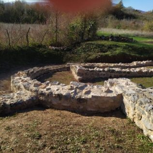 Obavljeni završni radovi konzervacije na rimskoj vili rustici u Orlićugall-7