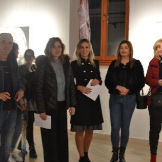 """Otvorena izložba """"Sound of silence vol. 2"""" autorice Ane Šimićgall-1"""