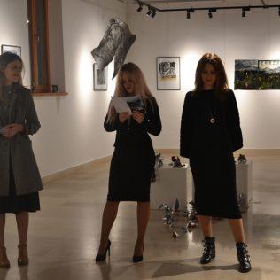 """Otvorena izložba """"Sound of silence vol. 2"""" autorice Ane Šimićgall-8"""