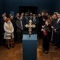 NP Krka: Otvorena izložba Visovac, duhovnost i kultura na Biloj stinigall-2