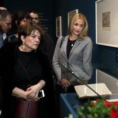 NP Krka: Otvorena izložba Visovac, duhovnost i kultura na Biloj stinigall-3