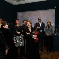 NP Krka: Otvorena izložba Visovac, duhovnost i kultura na Biloj stinigall-4