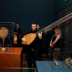 NP Krka: Otvorena izložba Visovac, duhovnost i kultura na Biloj stinigall-5