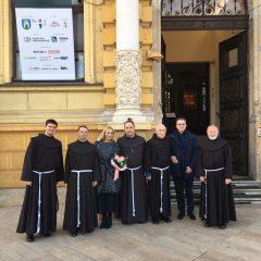 NP Krka: Otvorena izložba Visovac, duhovnost i kultura na Biloj stinigall-6