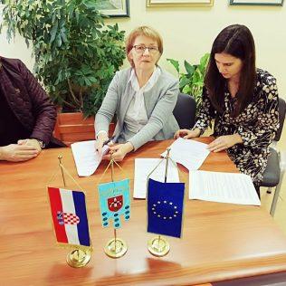 Potpisan Ugovor za radove energetske obnove Doma za starije i nemoćne osobe Knin vrijedan preko 3,5 milijuna kuna!gall-1