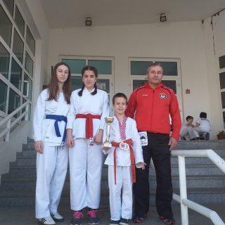 Ivan Krvavica iz KK Tigar pobjednik Dalmatinske karate ligegall-1